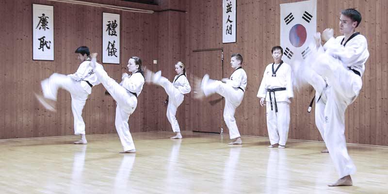 Bild Taekwondo