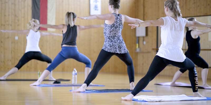 Yoga Bild